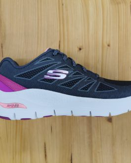 SKECHERS SHE'S EFFORTLESS SNEAKERS DONNA